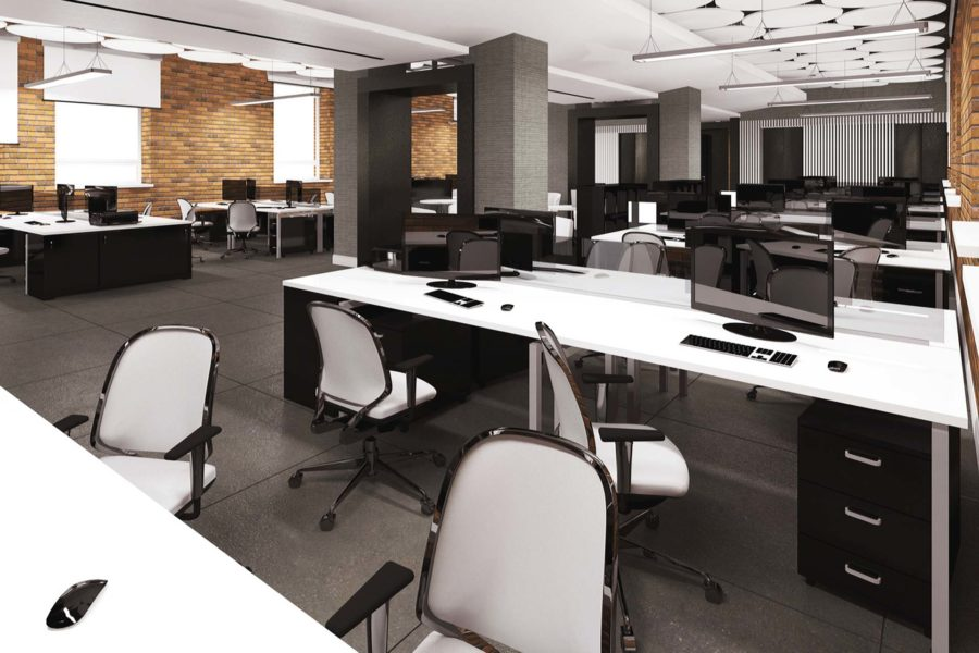 Uciążliwy hałas w biurze – poprawa akustyki w biurze